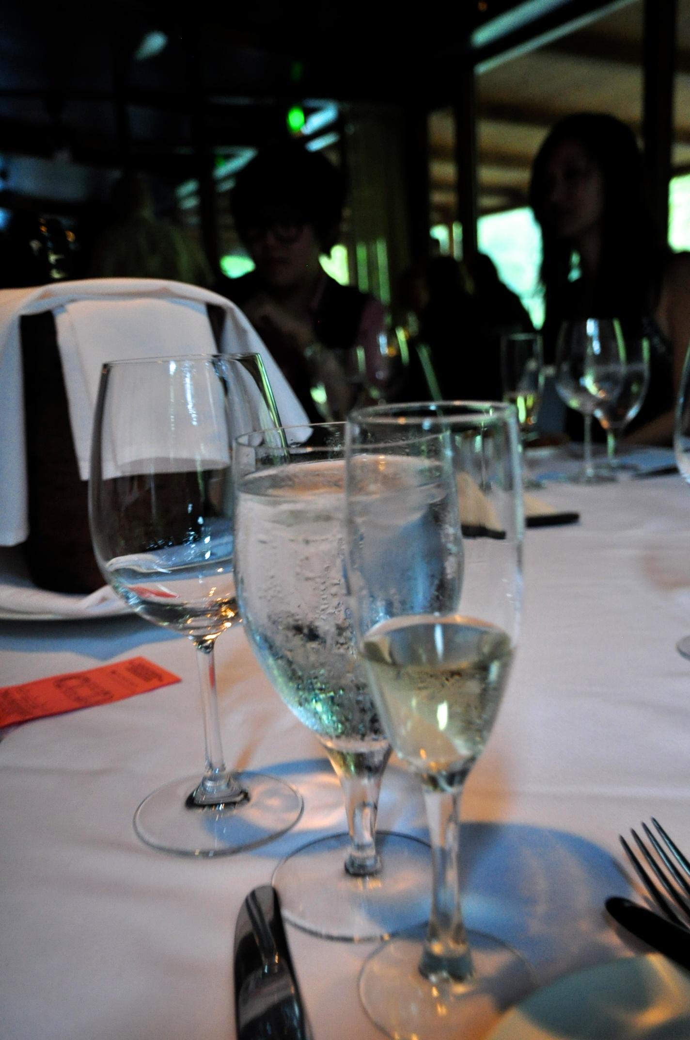 Canoe Birthday Dinner Atlanta Ga The Memory